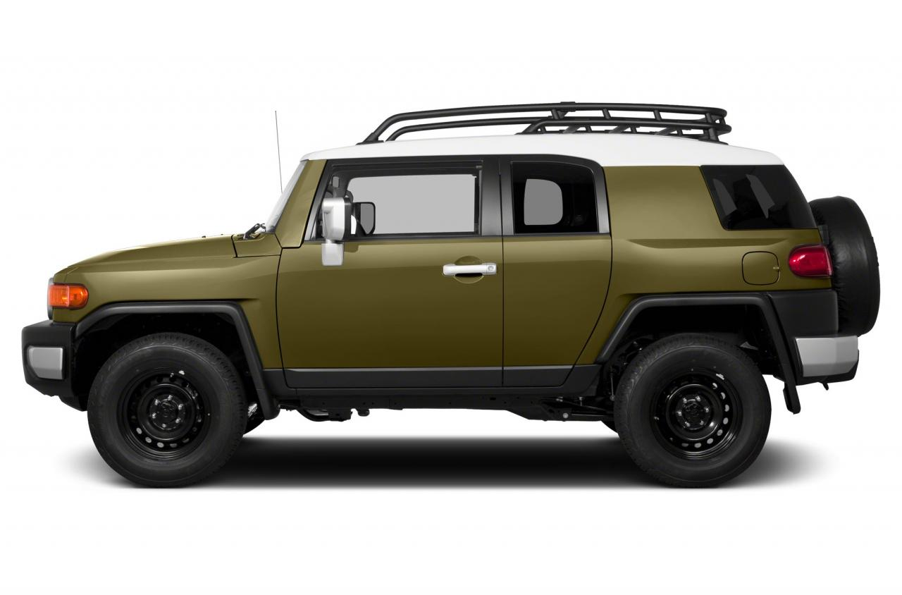 2014 toyota fj cruiser information and photos zombiedrive. Black Bedroom Furniture Sets. Home Design Ideas