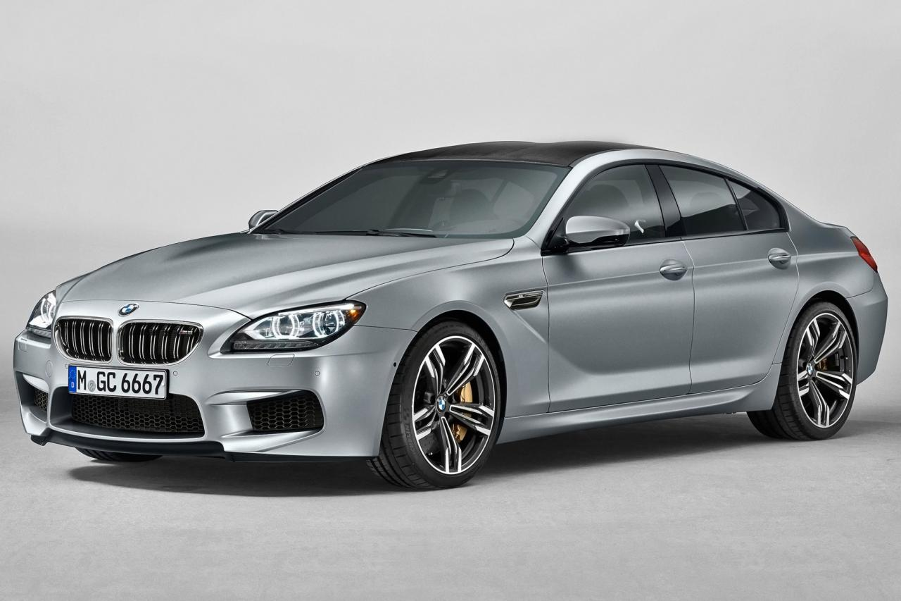2015 bmw m6 gran coupe information and photos zombiedrive. Black Bedroom Furniture Sets. Home Design Ideas