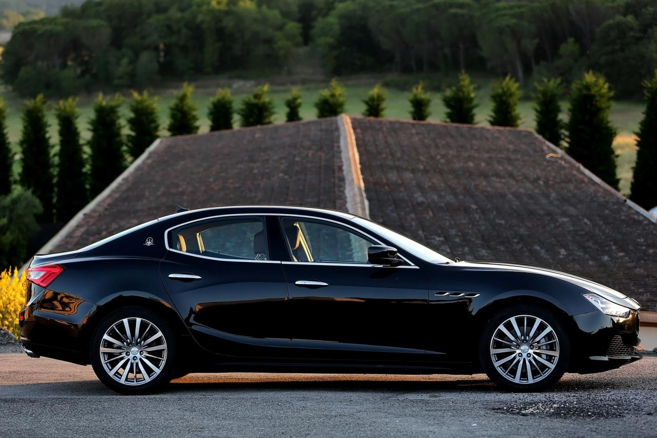 2014 Maserati Ghibli Information And Photos Zombiedrive