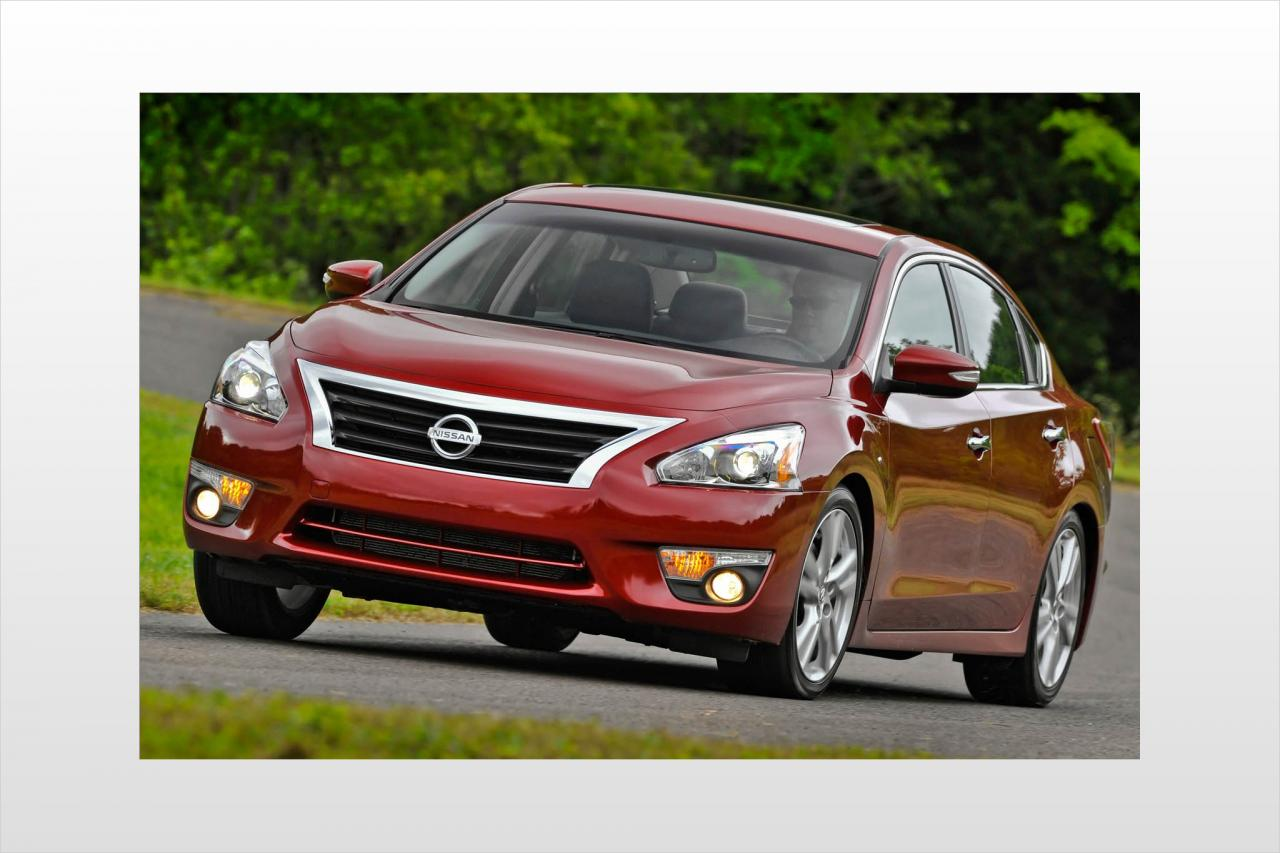 2014 nissan altima information and photos zombiedrive. Black Bedroom Furniture Sets. Home Design Ideas