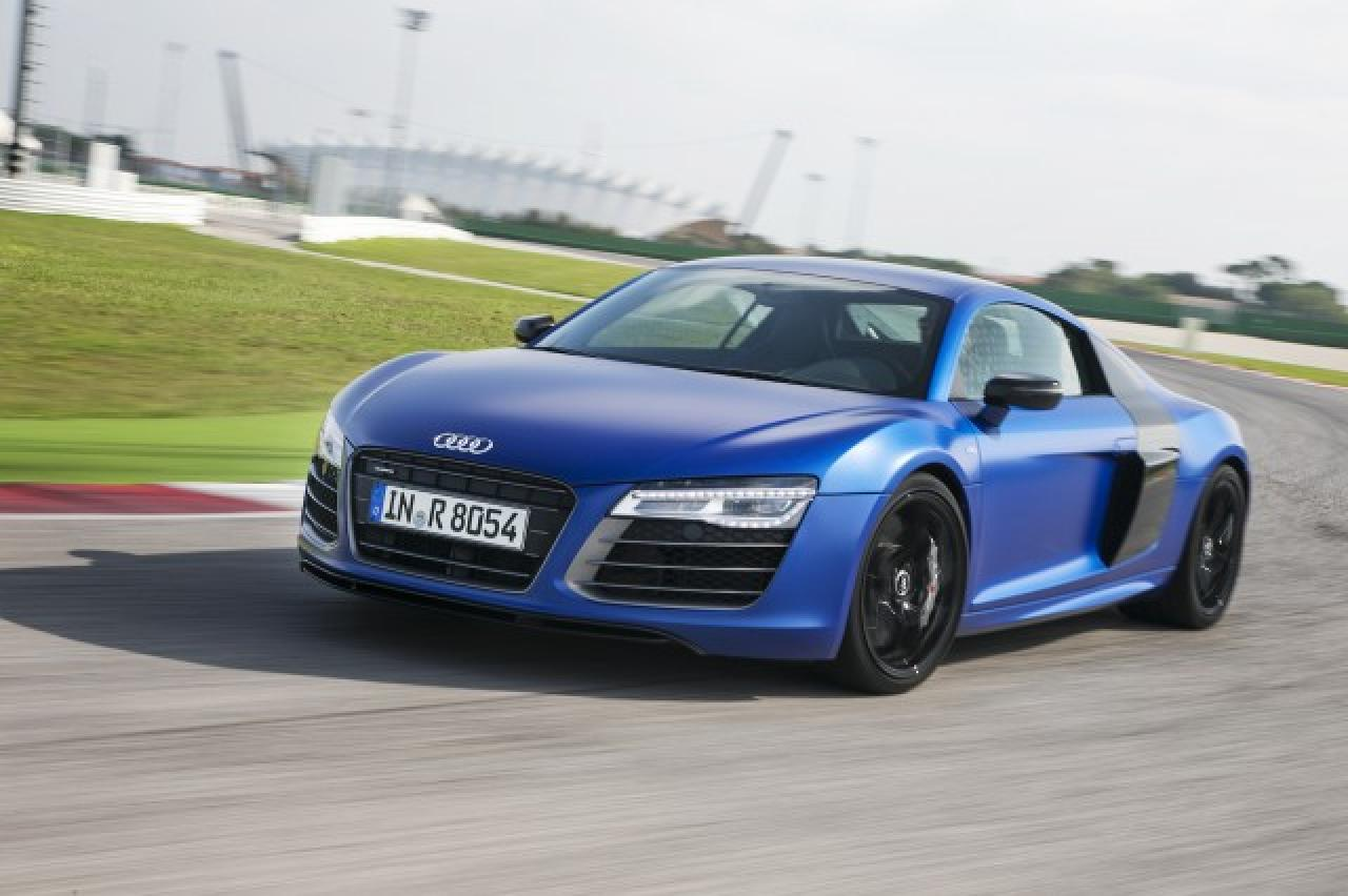2015 audi r8 - information and photos - zombiedrive