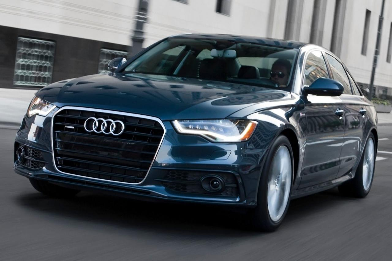2015 audi s6 information and photos zombiedrive. Black Bedroom Furniture Sets. Home Design Ideas