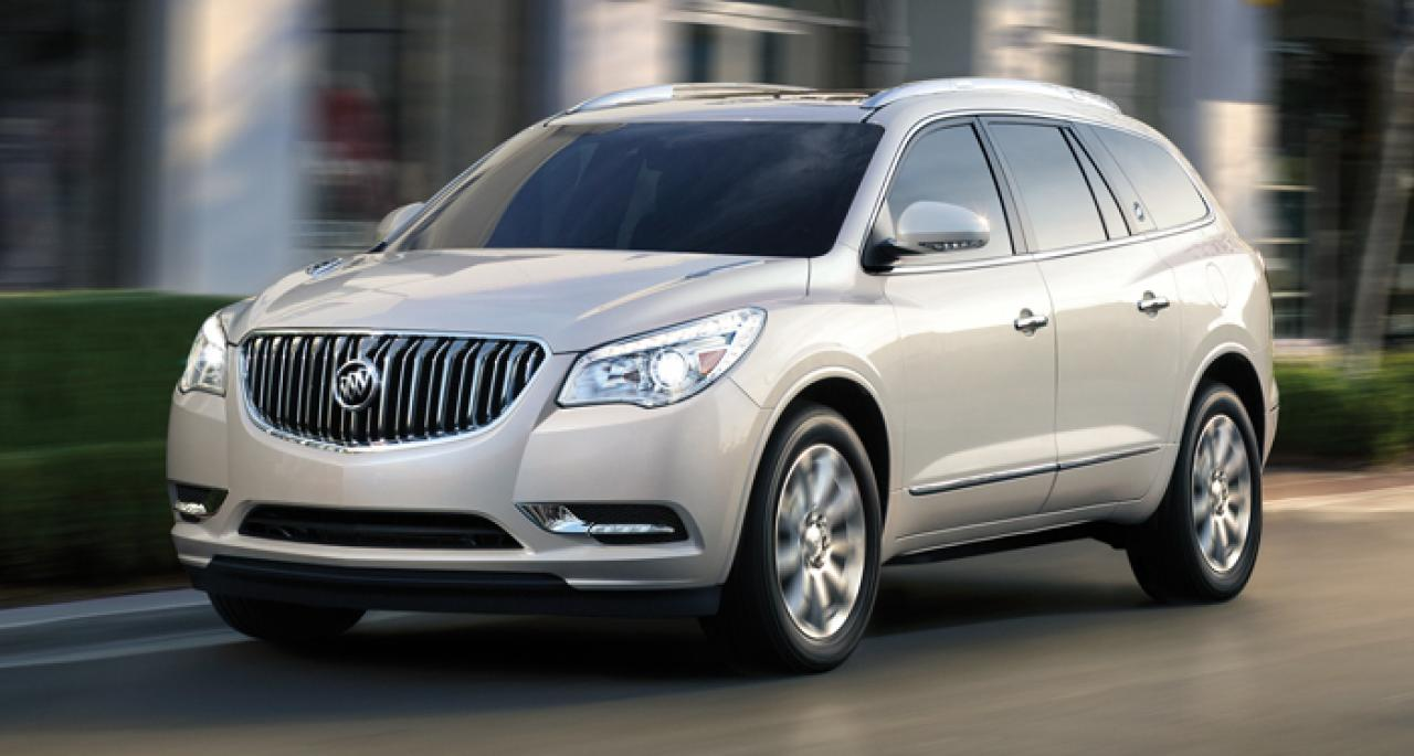2015 Buick Enclave Information And Photos Zombiedrive