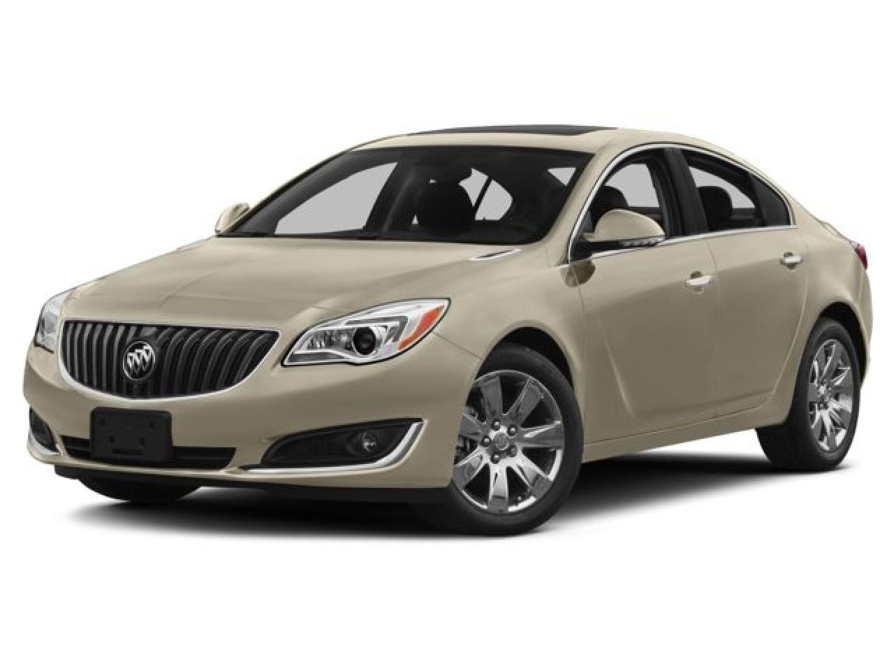 2015 Buick Regal - Information and photos - ZombieDrive