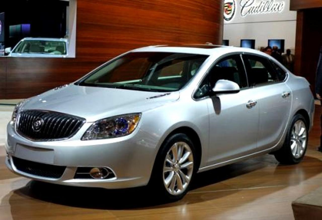2015 Buick Verano - Information and photos - Zomb Drive
