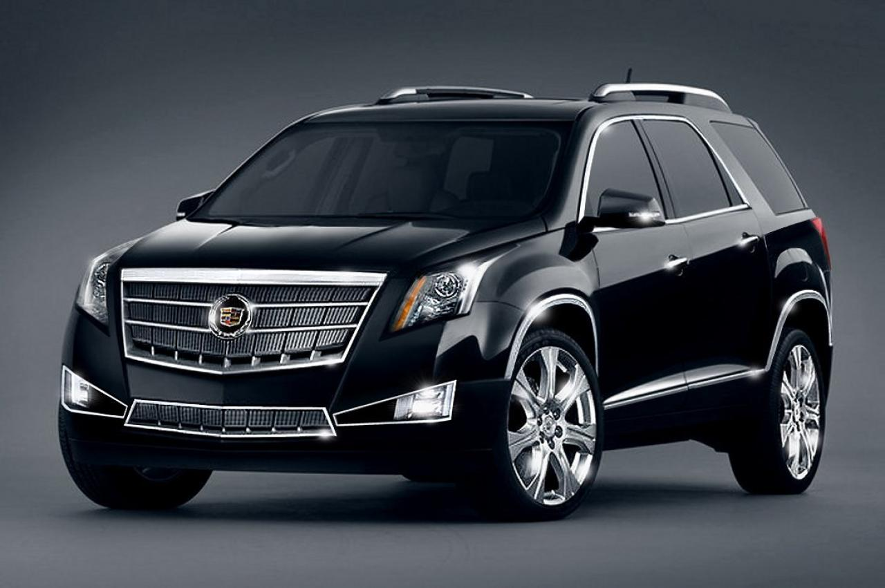 2015 cadillac srx information and photos zombiedrive. Black Bedroom Furniture Sets. Home Design Ideas