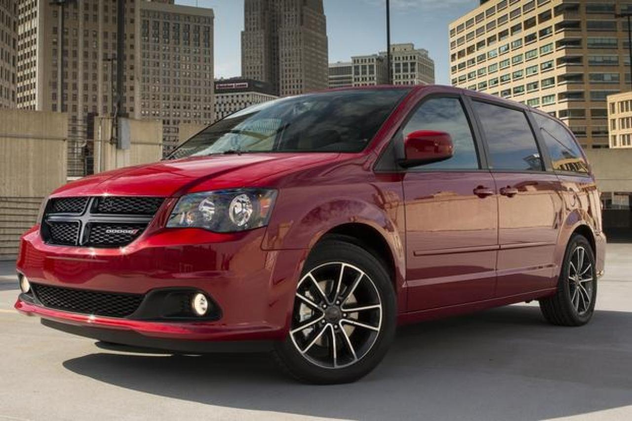 2015 Dodge Grand Caravan - Information and photos - Zomb Drive