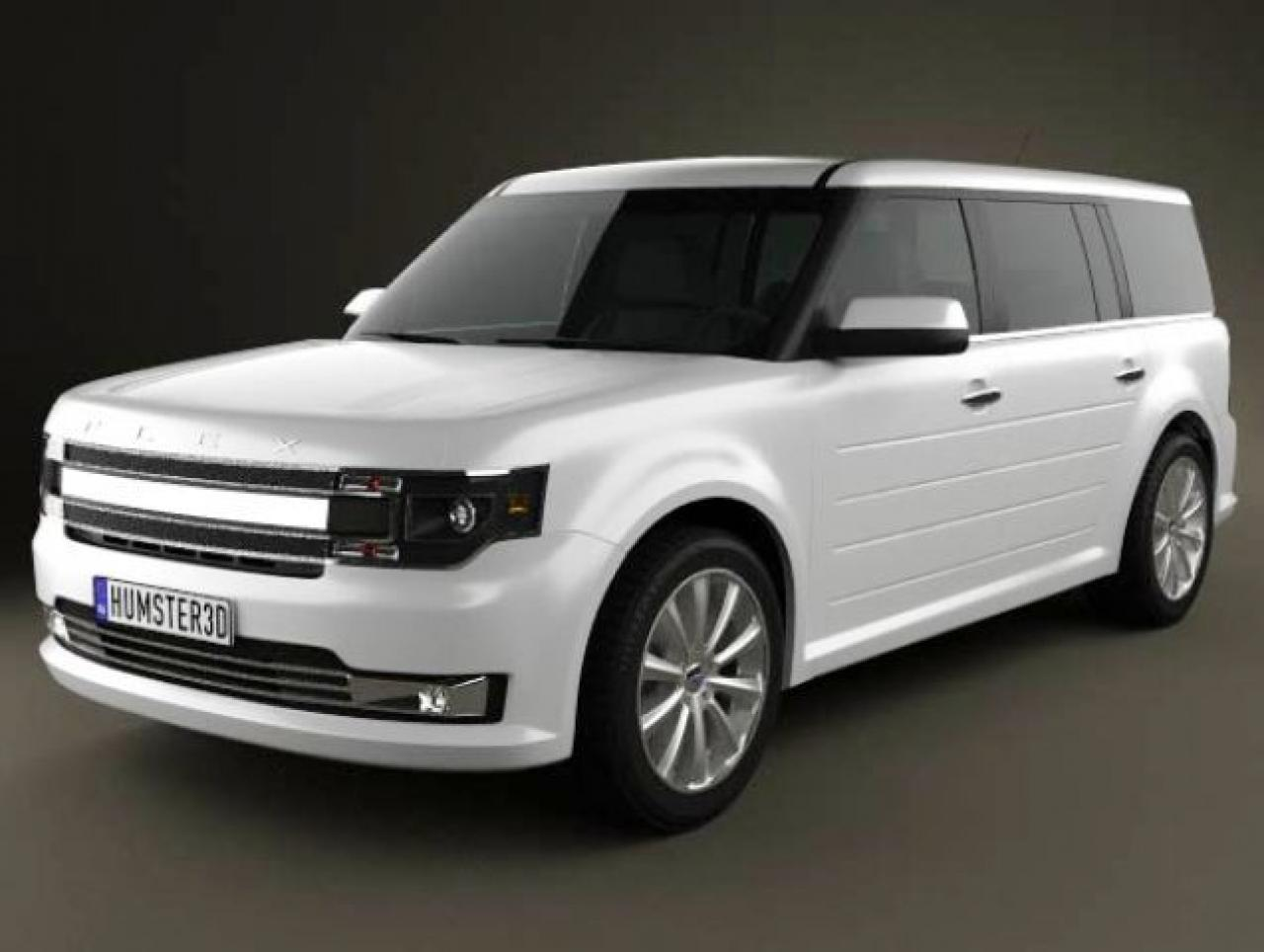 2015 ford flex information and photos zombiedrive. Black Bedroom Furniture Sets. Home Design Ideas