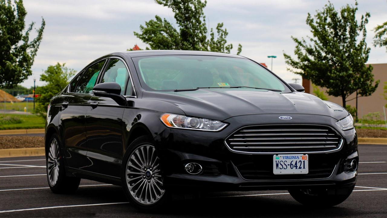 2015 ford fusion information and photos zombiedrive. Black Bedroom Furniture Sets. Home Design Ideas