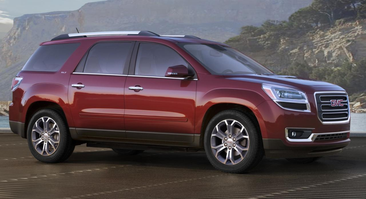 2015 Gmc Acadia Information And Photos Zombiedrive 2007 GMC Yukon Parts  Diagram 2015 Gmc Acadia Engine Diagram