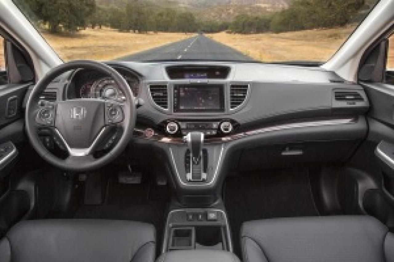 2015 Honda CR-V - Information and photos - ZombieDrive