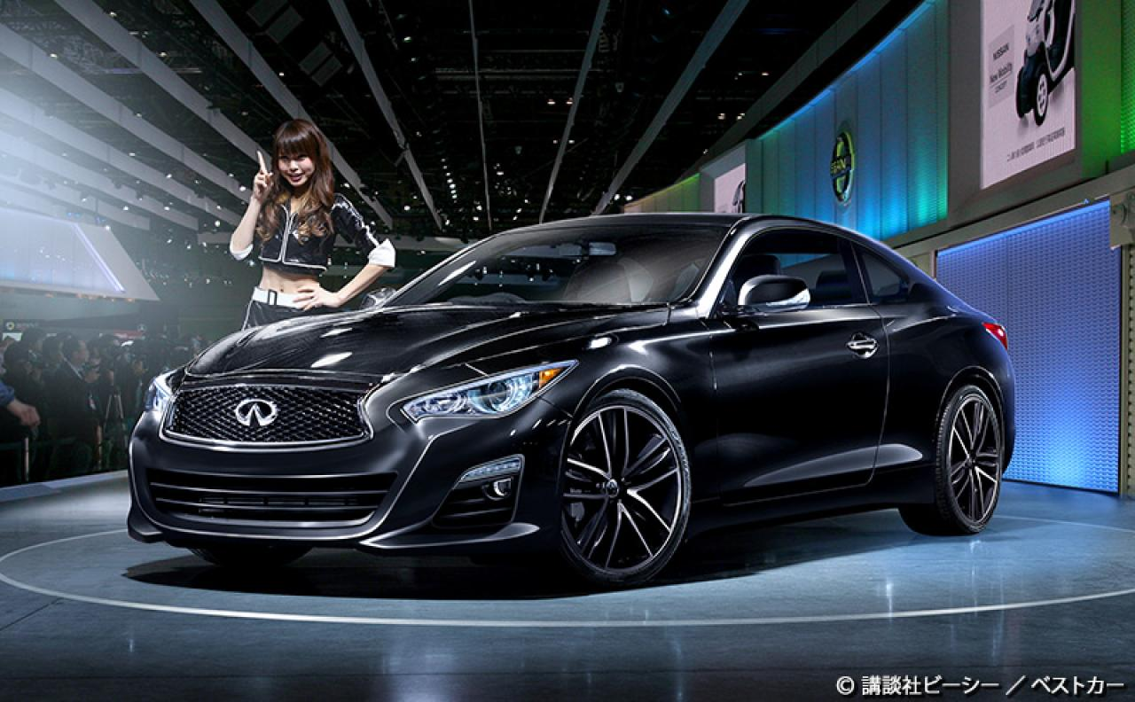 2015 infiniti q60 coupe information and photos zombiedrive. Black Bedroom Furniture Sets. Home Design Ideas