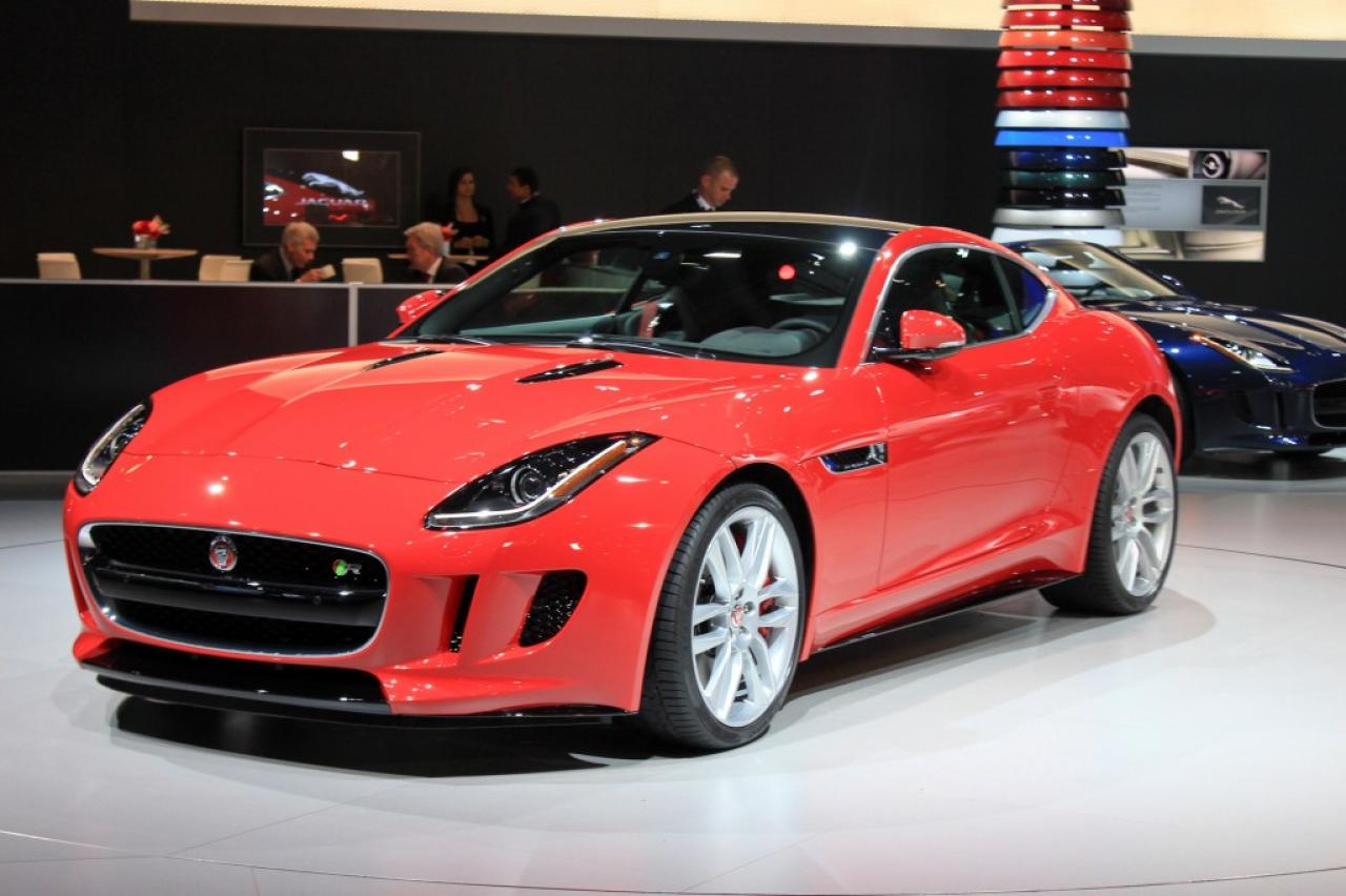 2015 jaguar f type information and photos zombiedrive. Black Bedroom Furniture Sets. Home Design Ideas