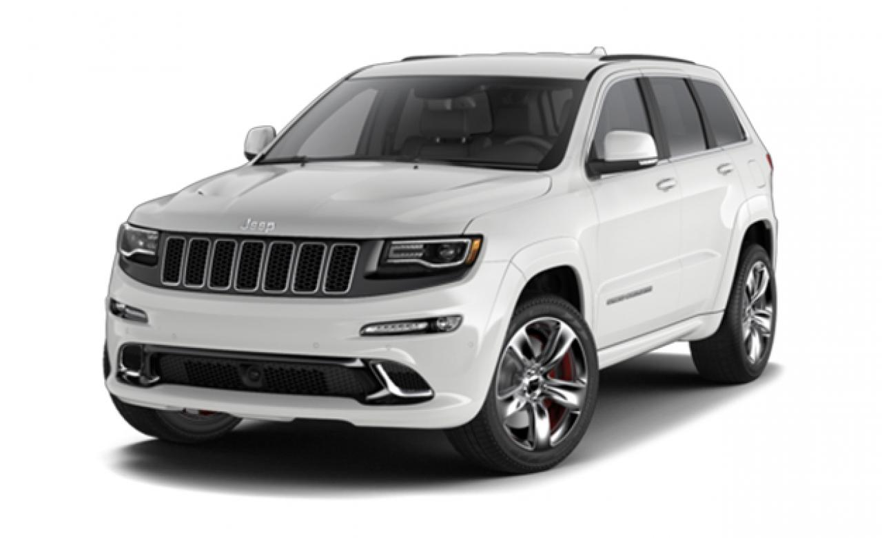 2015 jeep grand cherokee srt information and photos zombiedrive. Black Bedroom Furniture Sets. Home Design Ideas
