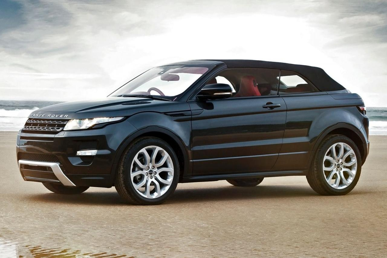 2015 land rover range rover evoque convertible. Black Bedroom Furniture Sets. Home Design Ideas