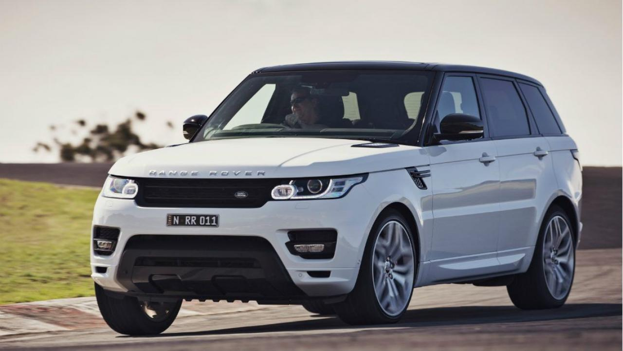 2014 Range Rover Sport Msrp >> 2015 Land Rover Range Rover Sport - Information and photos - ZombieDrive