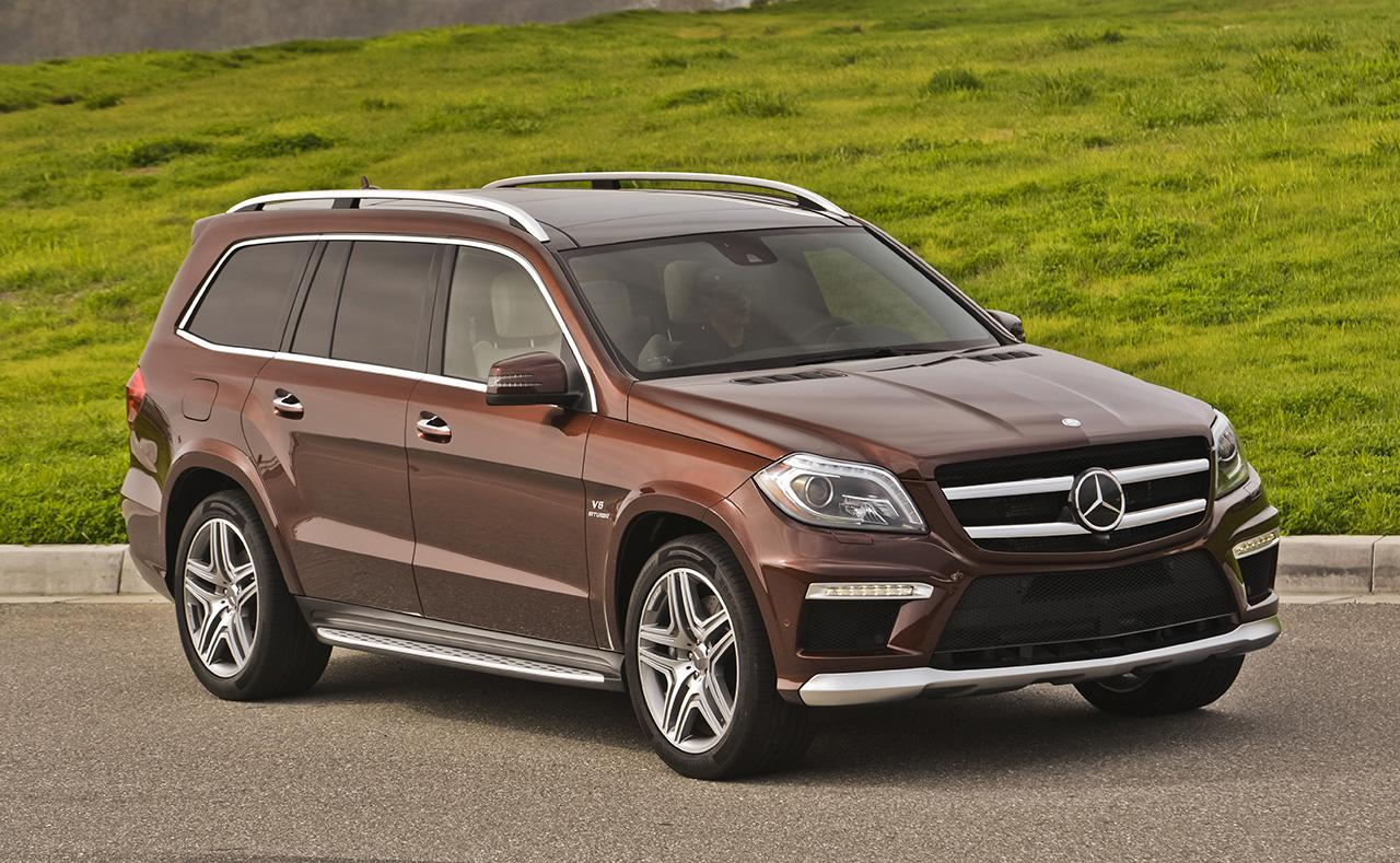 2015 mercedes benz gl class information and photos for Facts about mercedes benz