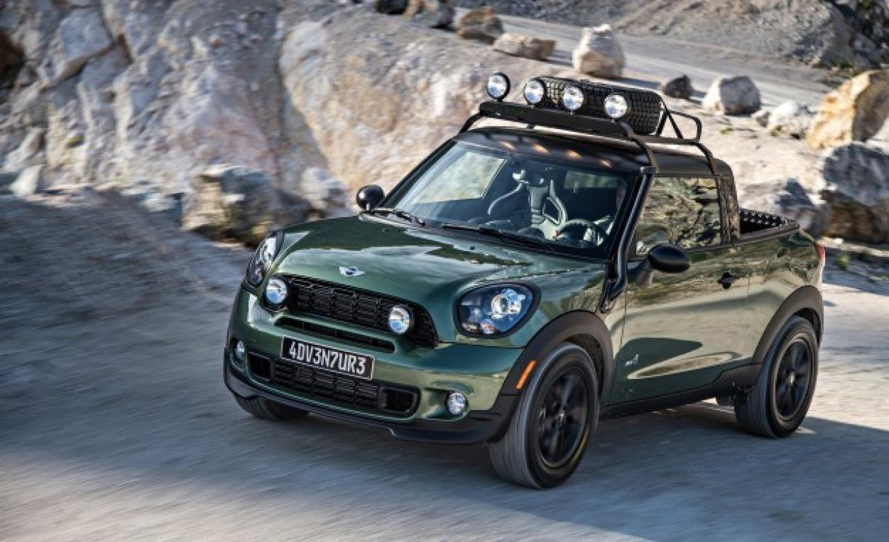 2015 mini cooper paceman information and photos. Black Bedroom Furniture Sets. Home Design Ideas