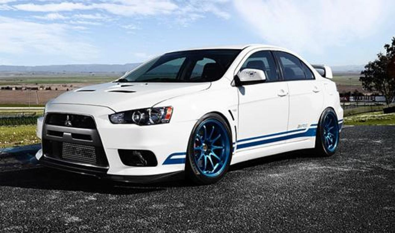 2015 Mitsubishi Lancer Evolution - Information and photos - ZombieDrive