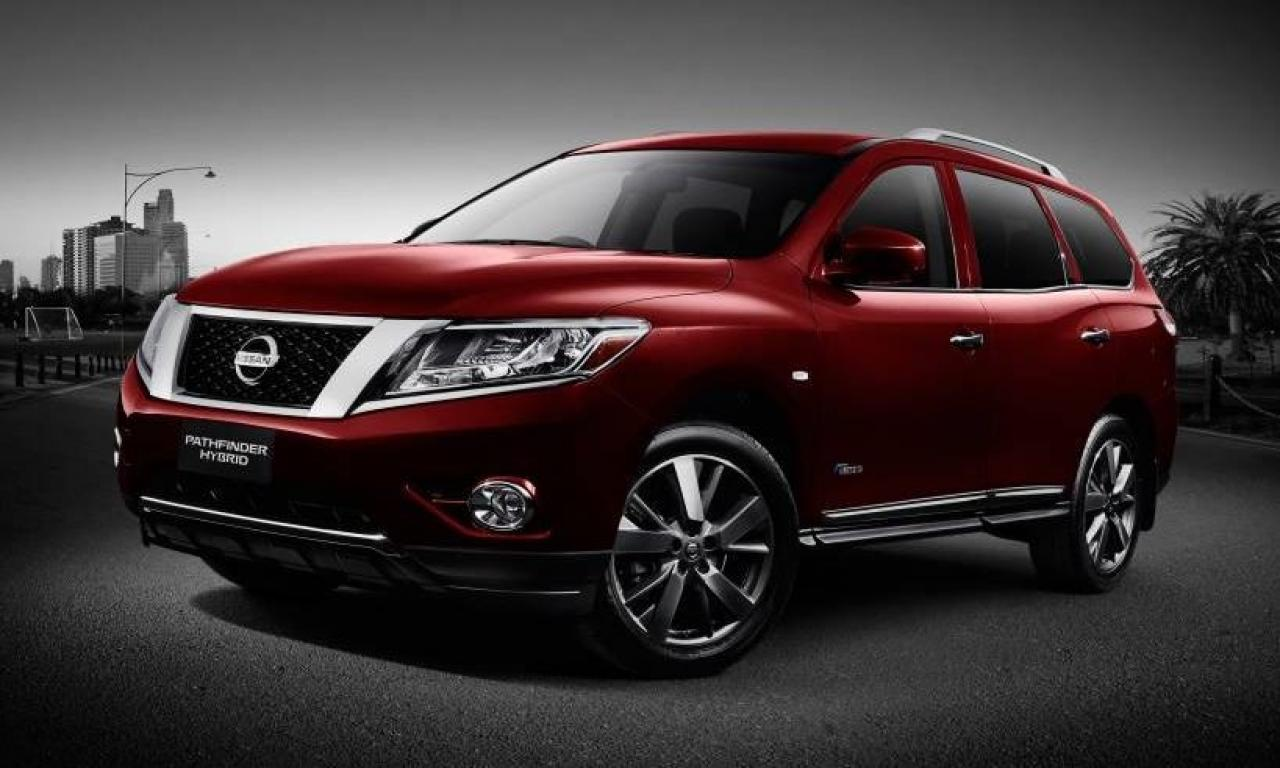2015 nissan pathfinder information and photos zombiedrive. Black Bedroom Furniture Sets. Home Design Ideas