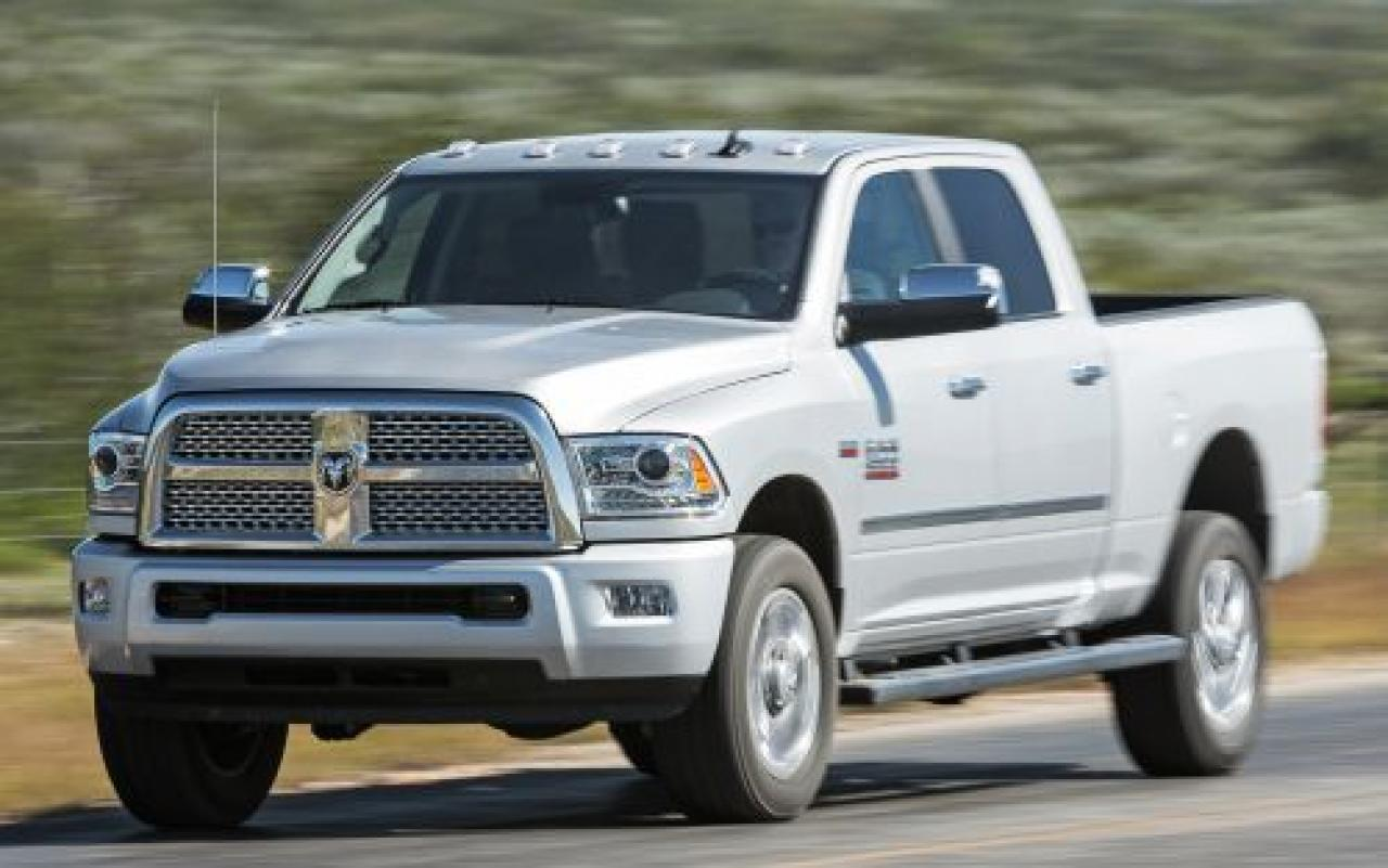 2015 Ram 2500 >> 2015 Ram 2500 - Information and photos - ZombieDrive