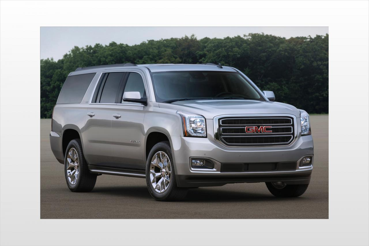 2015 gmc yukon xl information and photos zombiedrive. Black Bedroom Furniture Sets. Home Design Ideas