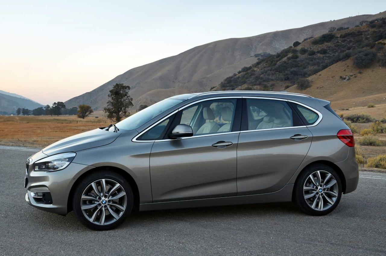 2016 bmw 2 series active tourer information and photos. Black Bedroom Furniture Sets. Home Design Ideas