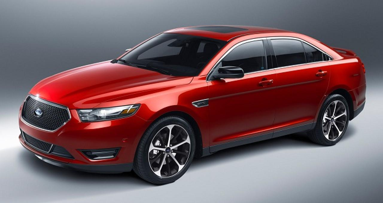 2016 Ford Taurus Information And Photos Zombiedrive