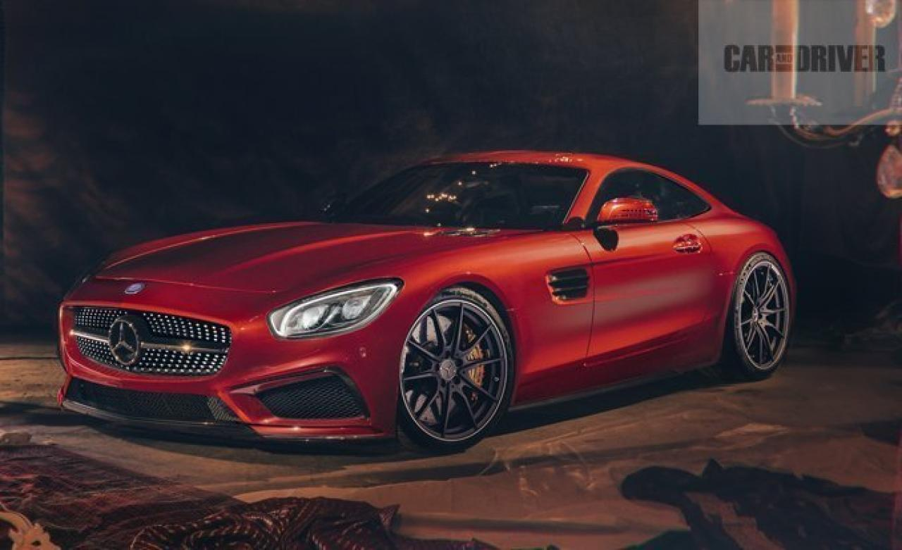 2016 mercedes benz amg gt information and photos for Mercedes benz amg gt price