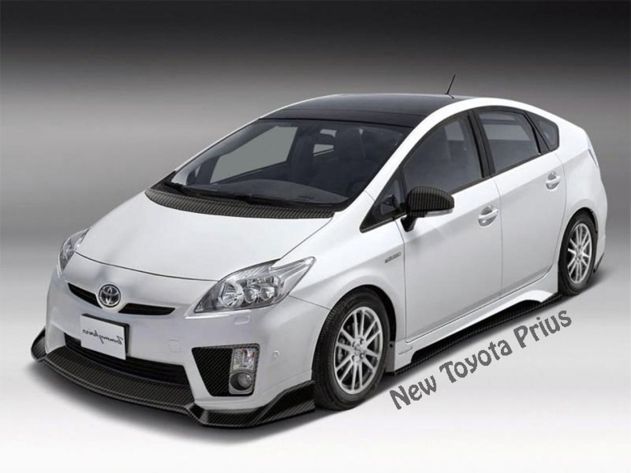 2016 toyota prius information and photos zombiedrive. Black Bedroom Furniture Sets. Home Design Ideas