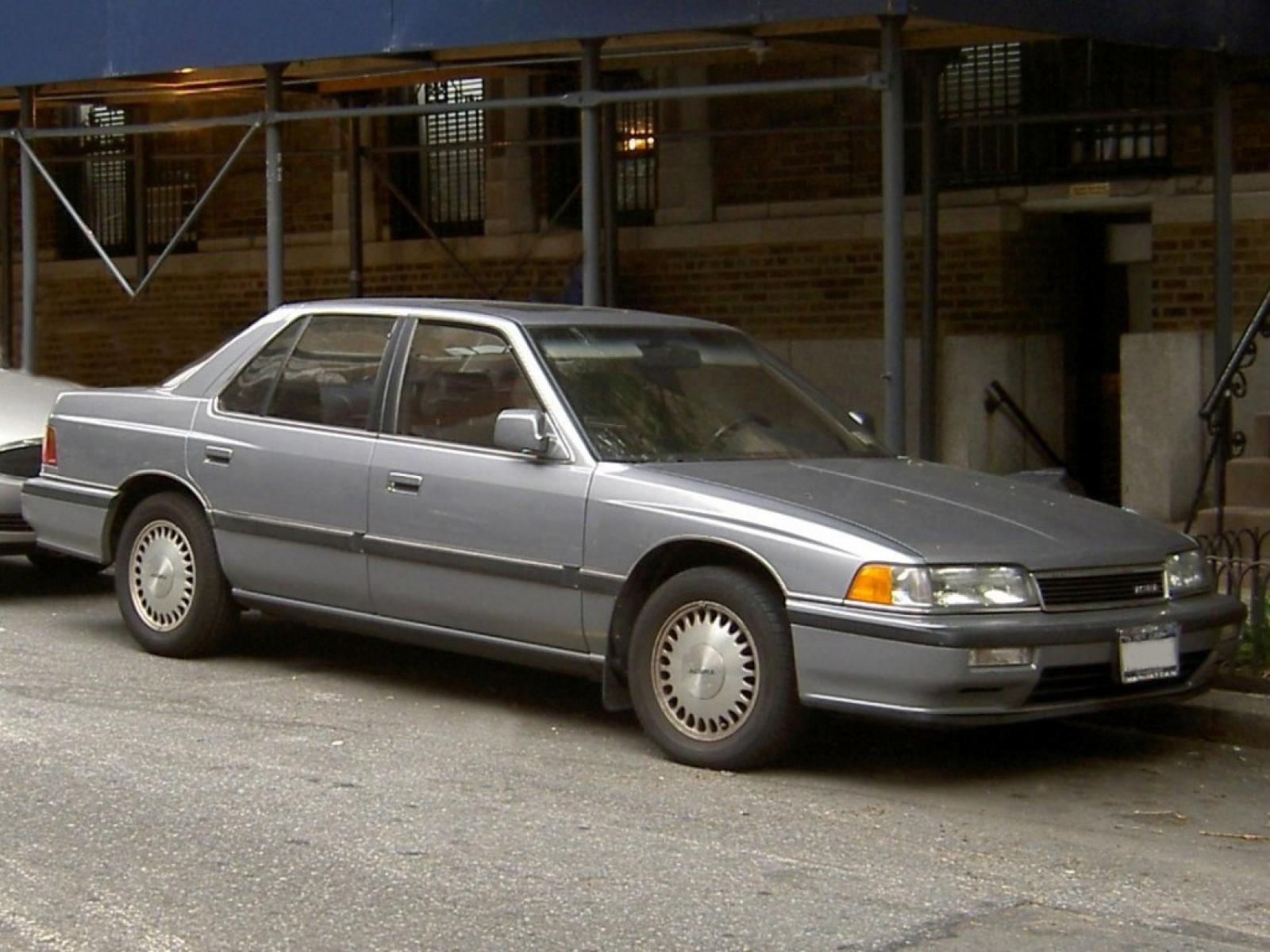 1990 Acura Legend Information And Photos Zombiedrive
