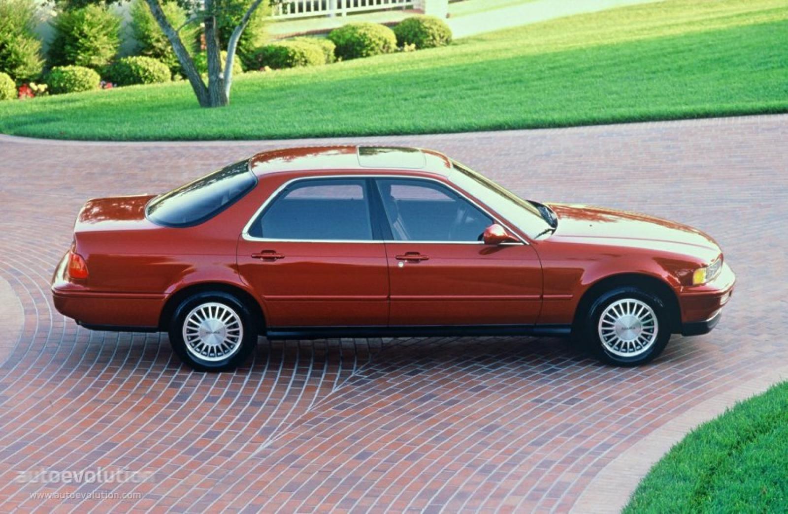1990 Acura Legend >> 1990 Acura Legend 1600px Image 8