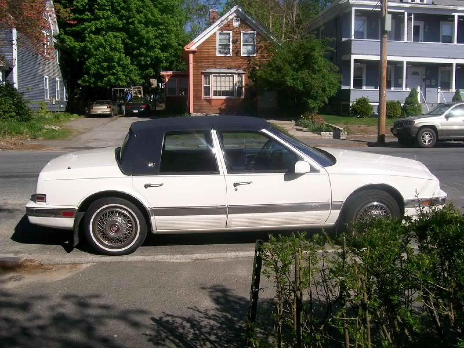 1990 Cadillac Deville Information And Photos Zombiedrive 1992 Infiniti G20 Problems