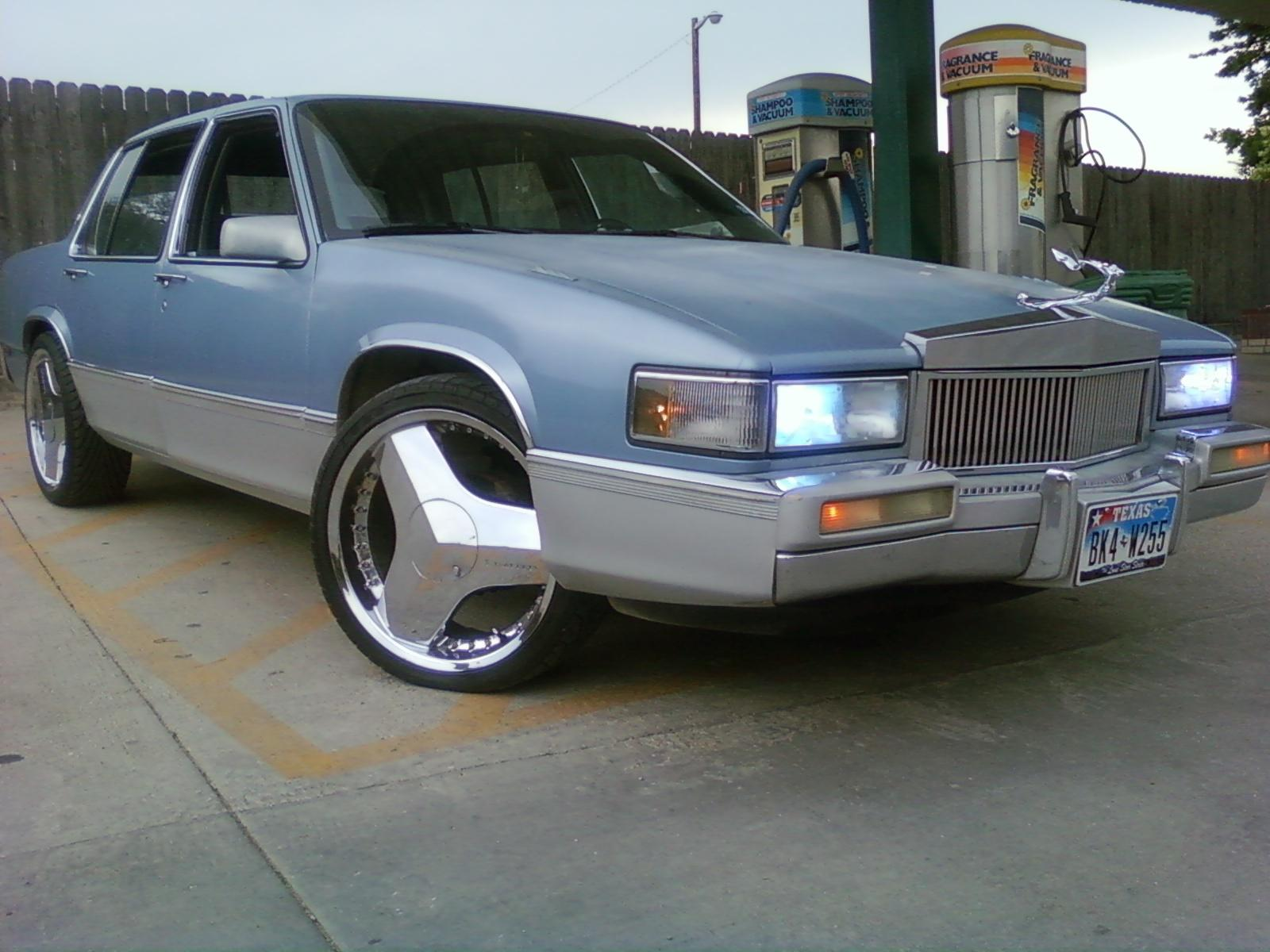 1990 cadillac deville information and photos zombiedrive. Cars Review. Best American Auto & Cars Review