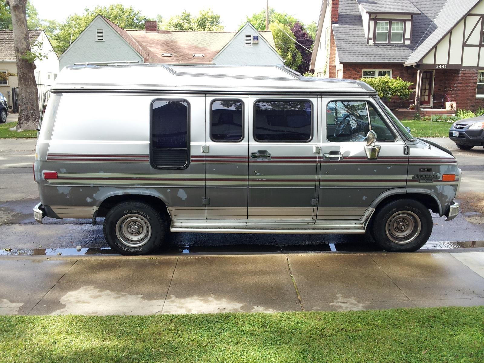 800 1024 1280 1600 origin 1990 Chevrolet Chevy Van ...