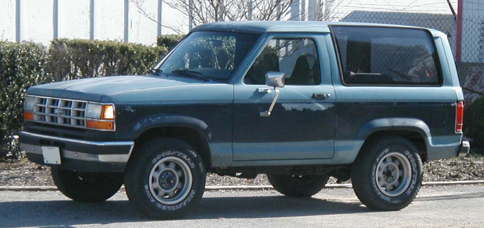 1990 Ford Bronco Ii 1600px Image 5