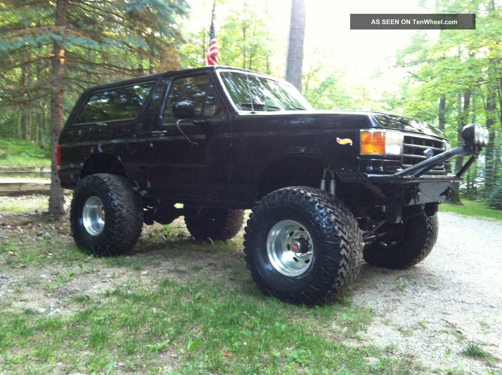 1990 Ford Bronco Ii Information And Photos Zombiedrive 1989 2 Wiring Diagram 8 800 1024 1280 1600 Origin