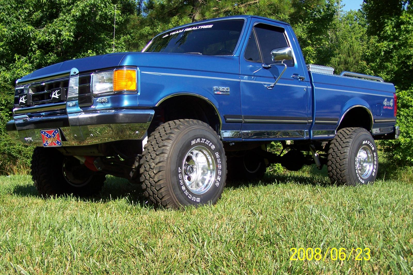 1990 Ford F 150 Information And Photos Zombiedrive