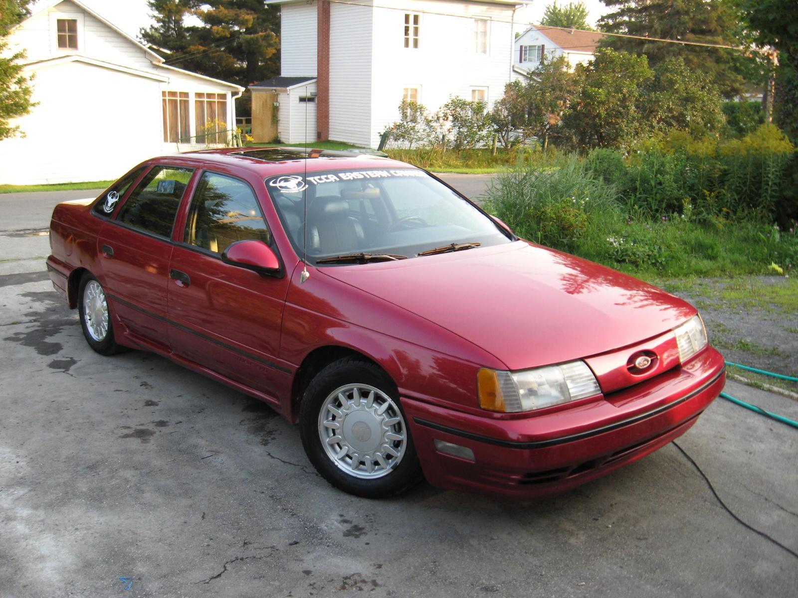 1990 Ford Taurus >> 1990 Ford Taurus 1600px Image 5