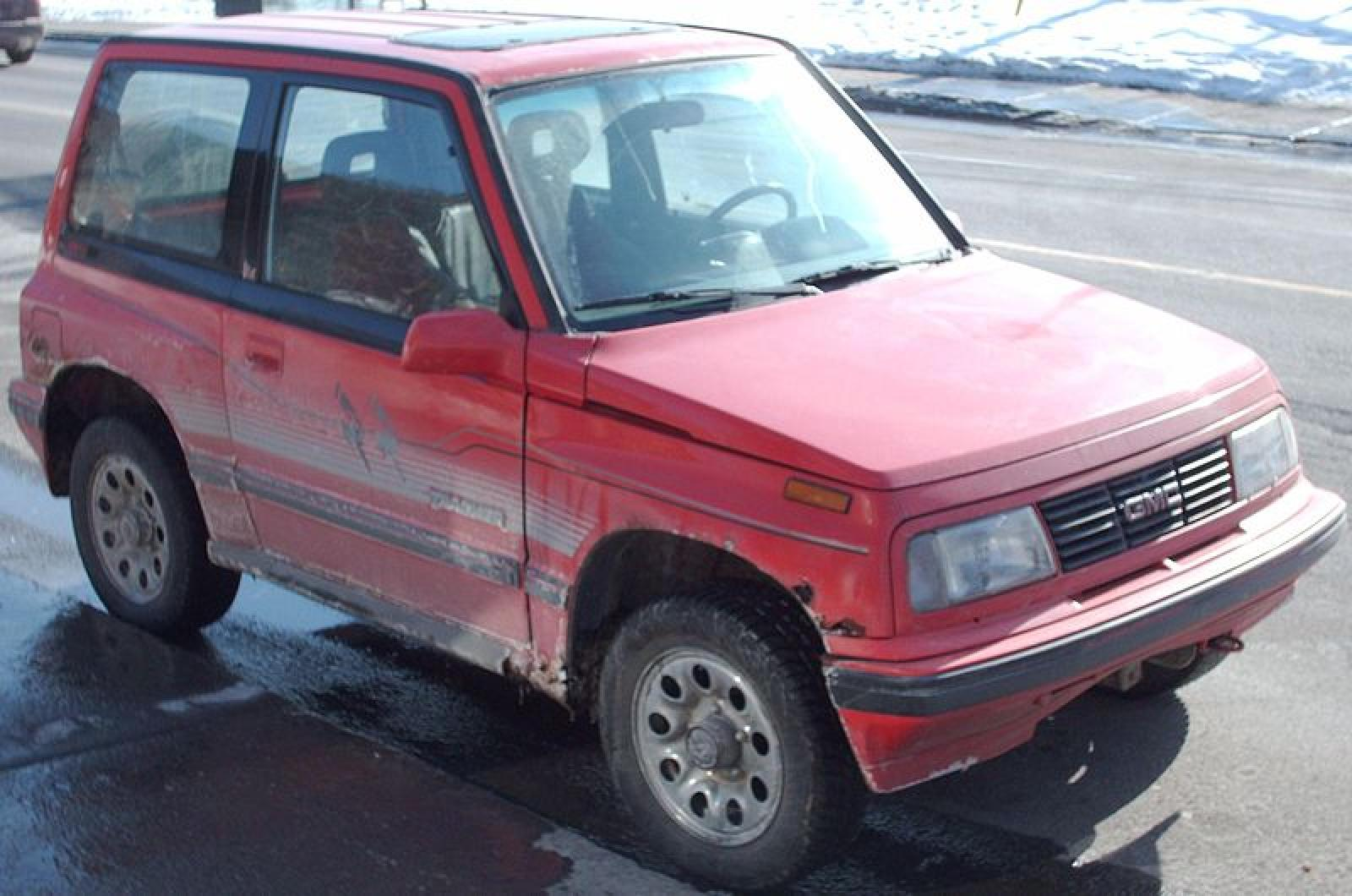 Geo Tracker Information And Photos Zombiedrive