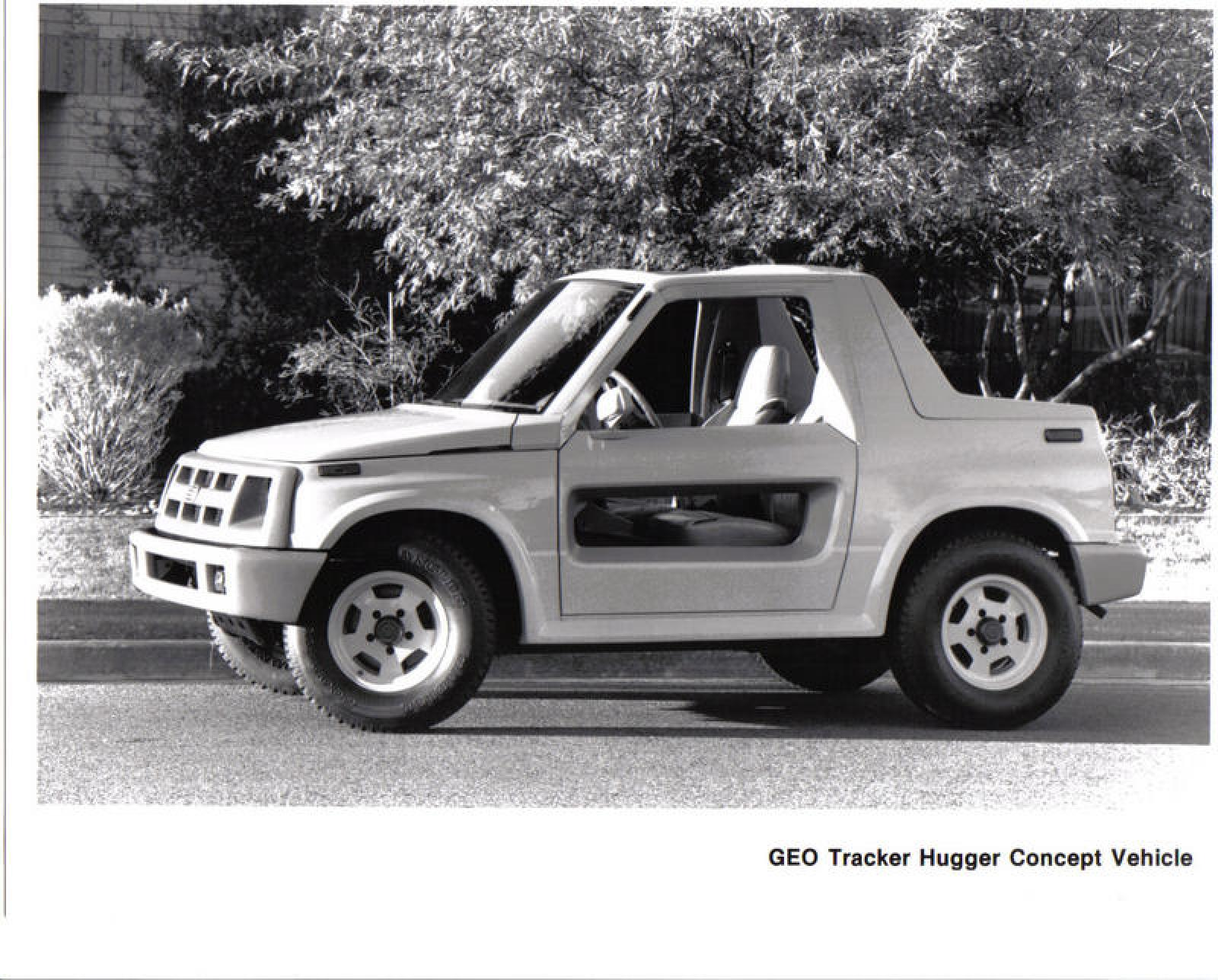1992 Geo Tracker White Engine Diagram Information And Photos Zombiedrive 1600x1288