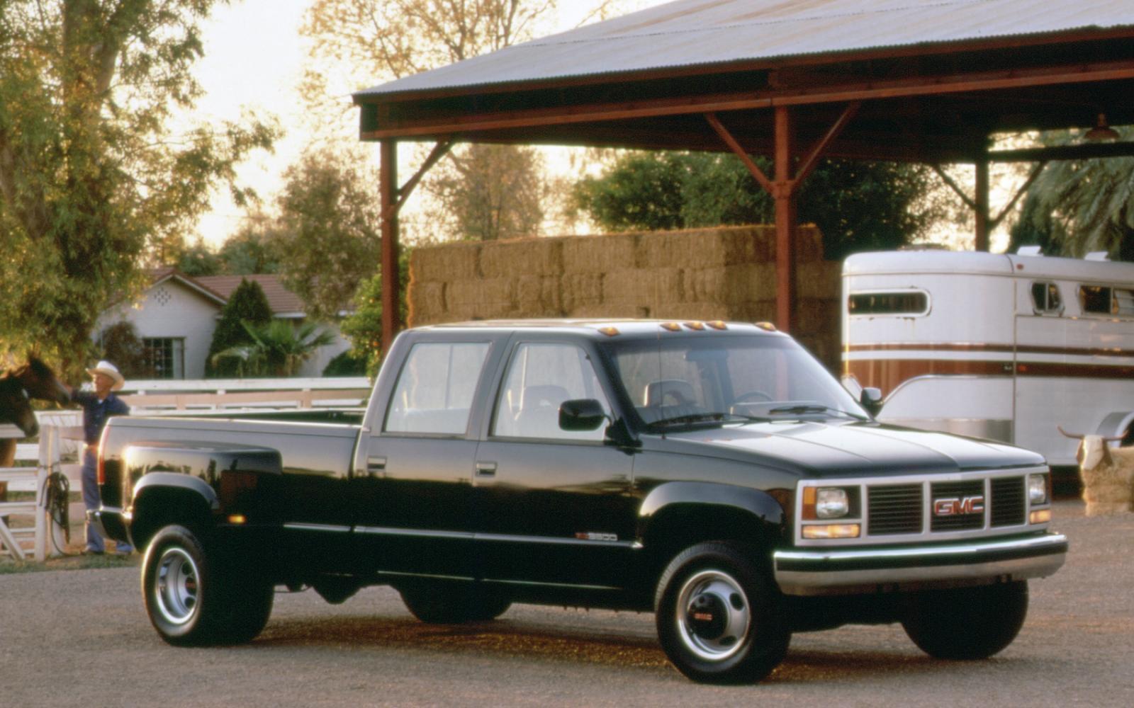 1990 gmc sierra 3500 specs