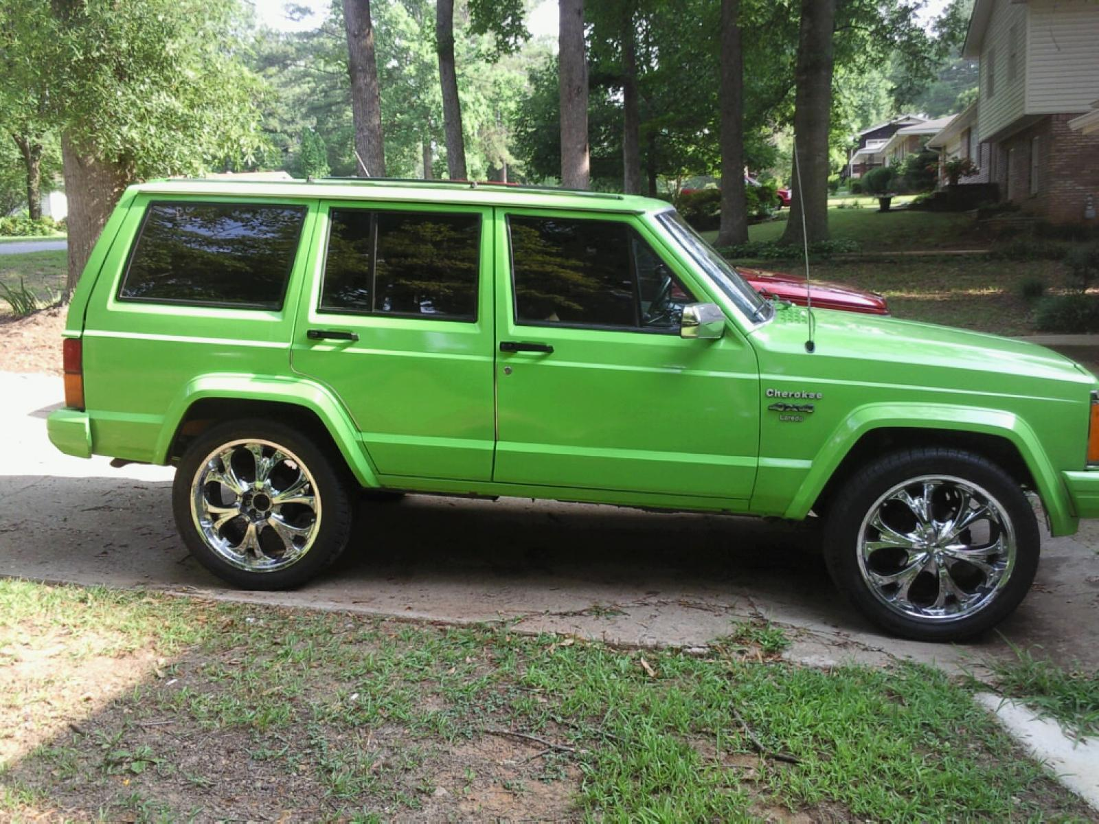 800 1024 1280 1600 Origin 1990 Jeep Cherokee ...