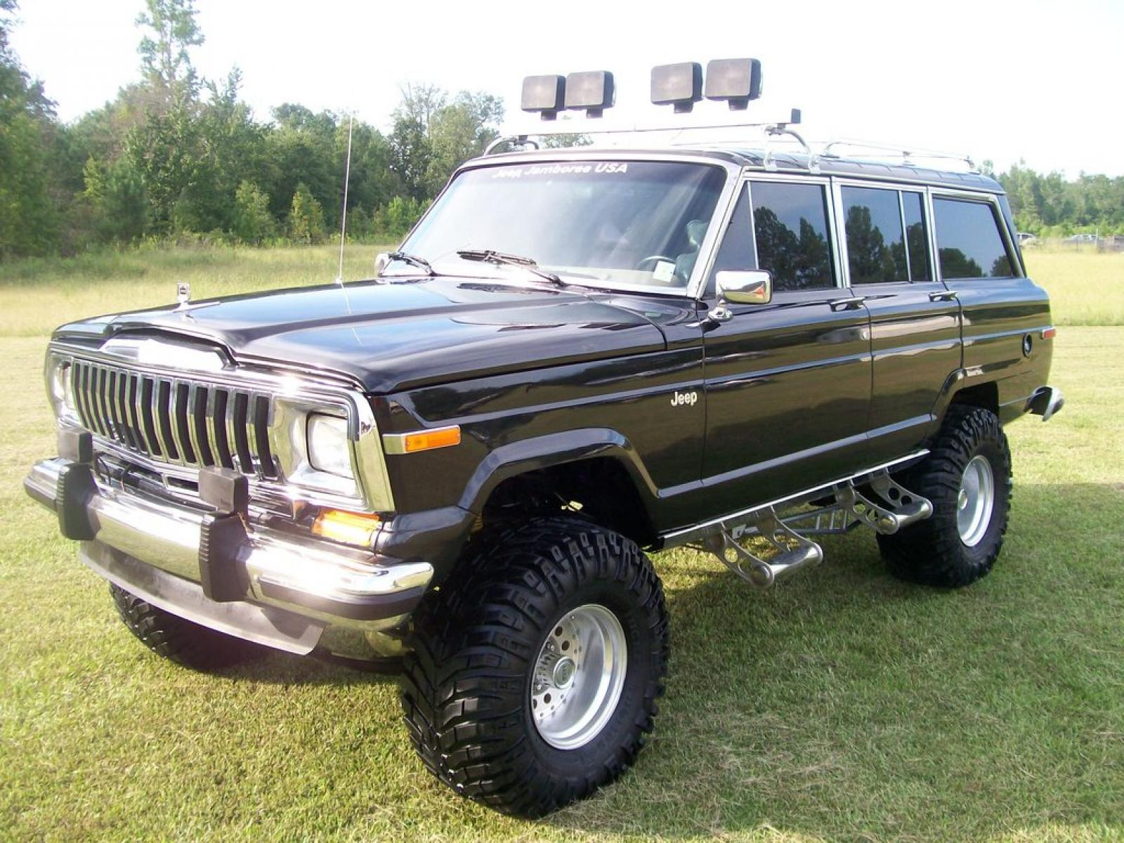 Grand Wagoneer Autos Post