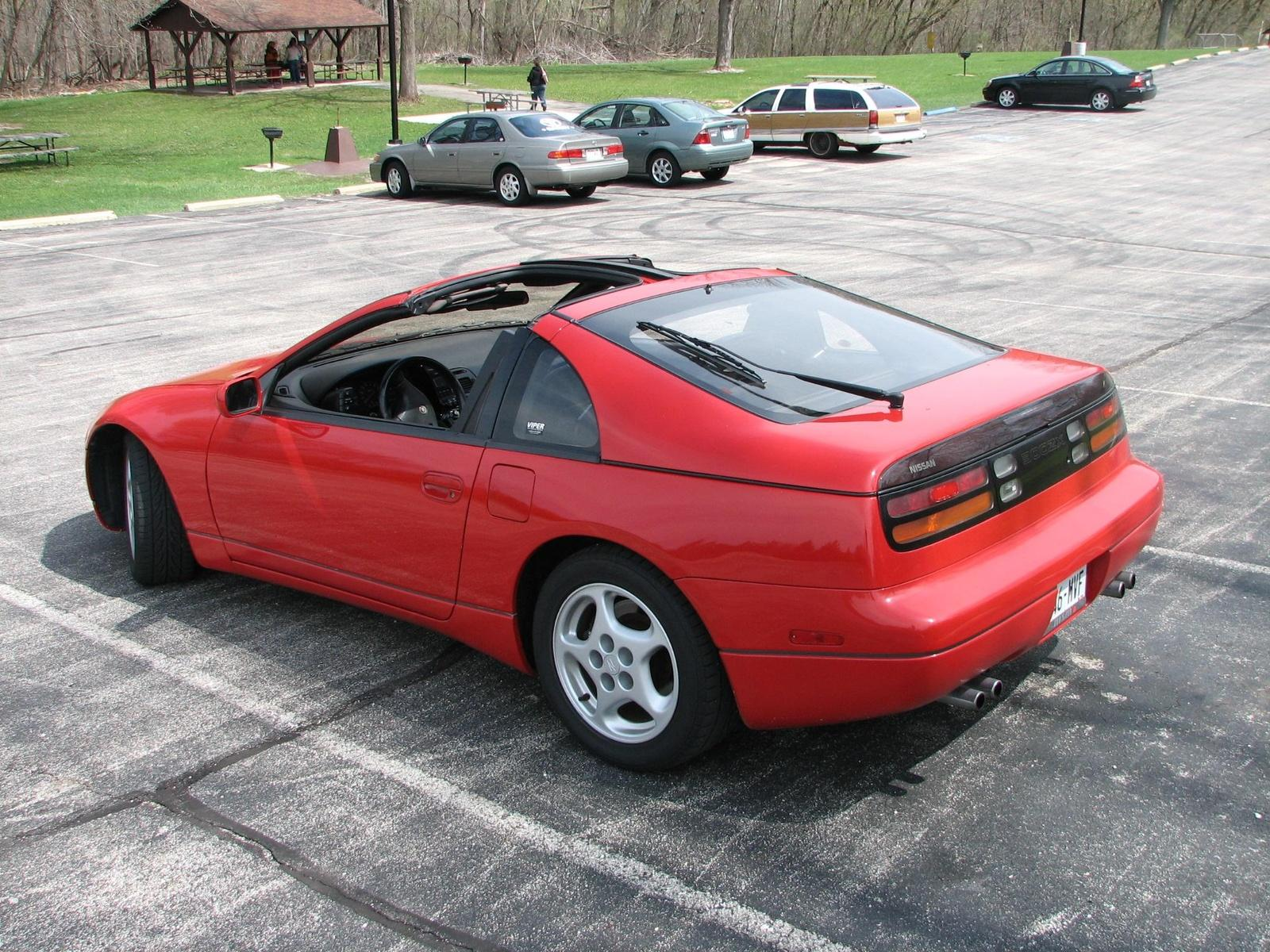 1990 Nissan 300zx - Information And Photos