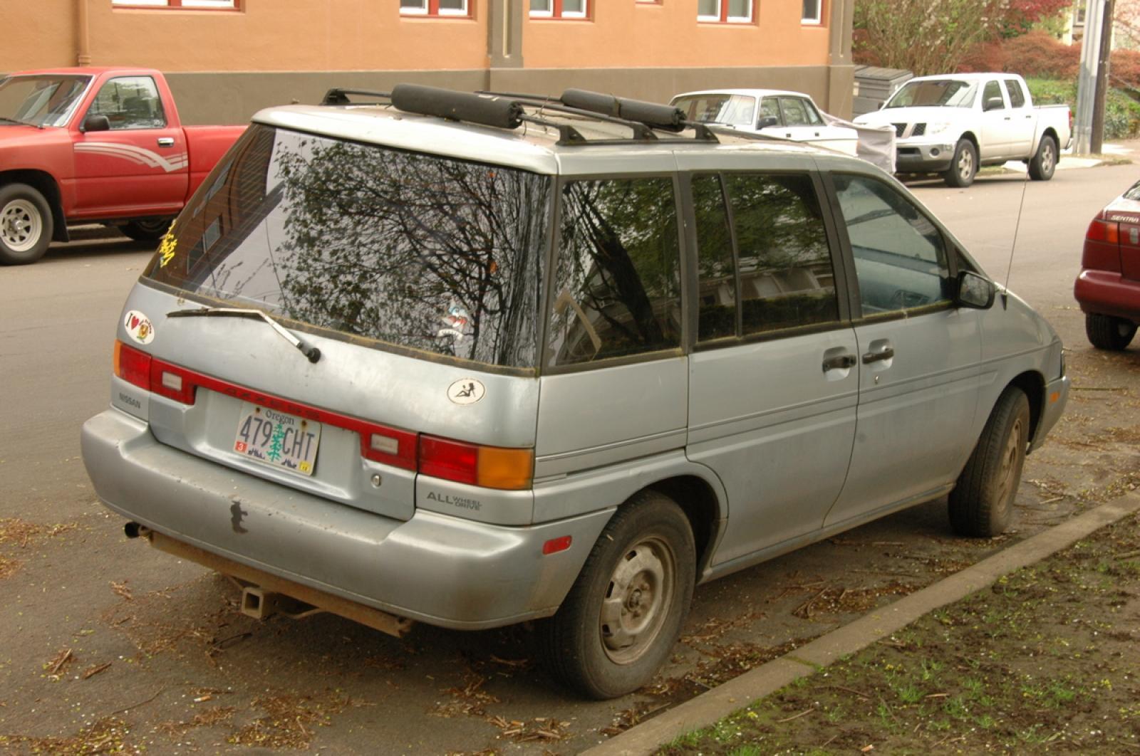 800 1024 1280 1600 origin 1990 Nissan Axxess ...