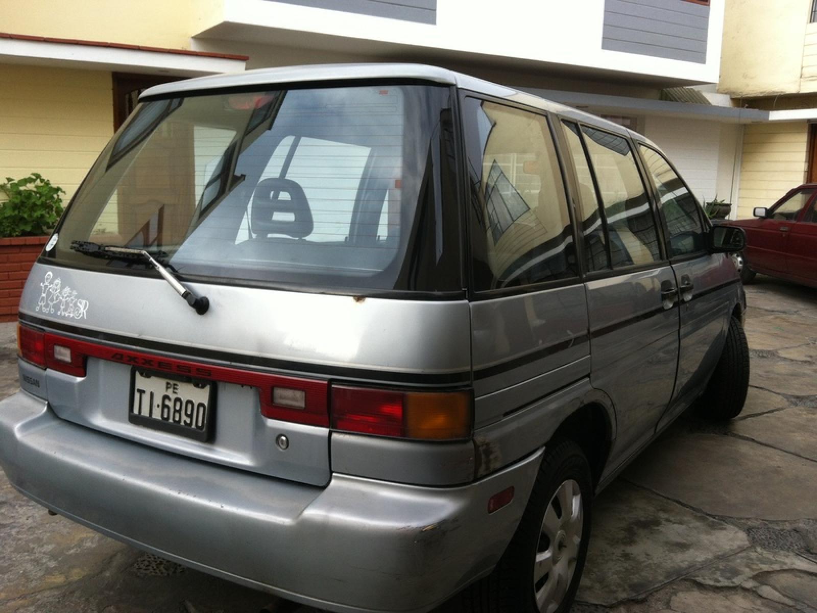 1990 Nissan Axxess #6 Nissan Axxess #6 800 1024 1280 1600 origin ...