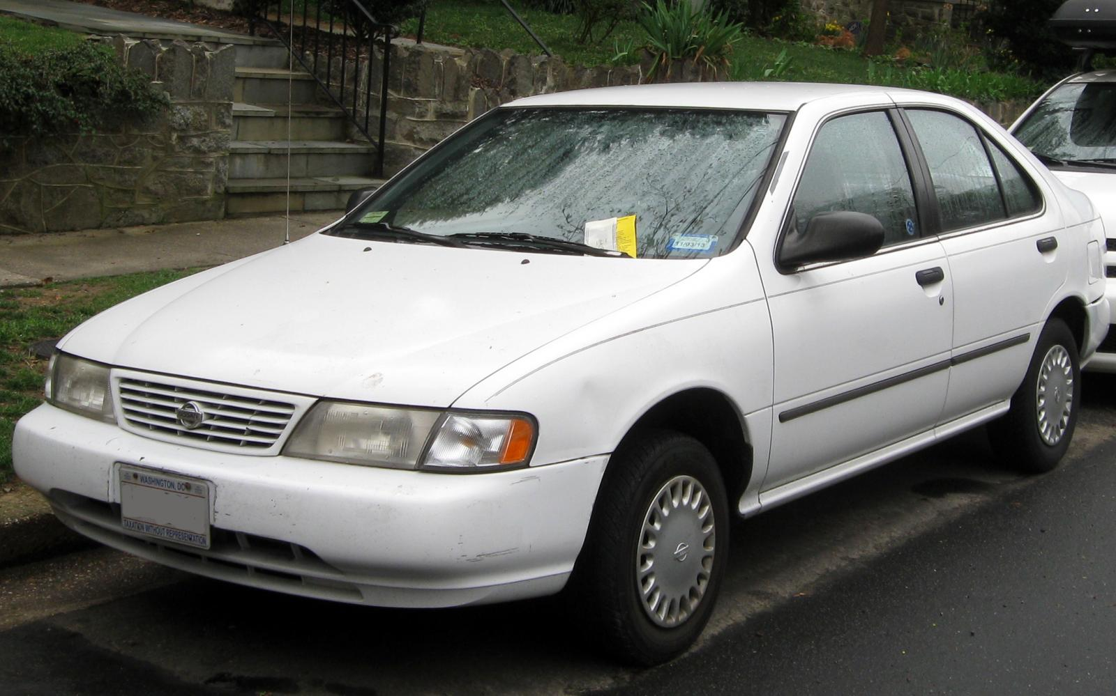 1990 Nissan Sentra - Information and photos - Zomb Drive