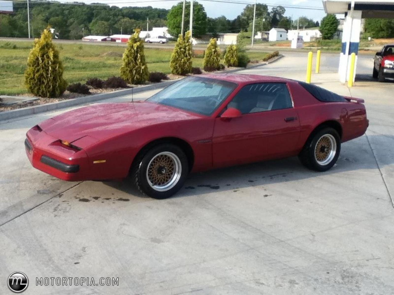 800 1024 1280 1600 origin 1990 Pontiac Firebird ...
