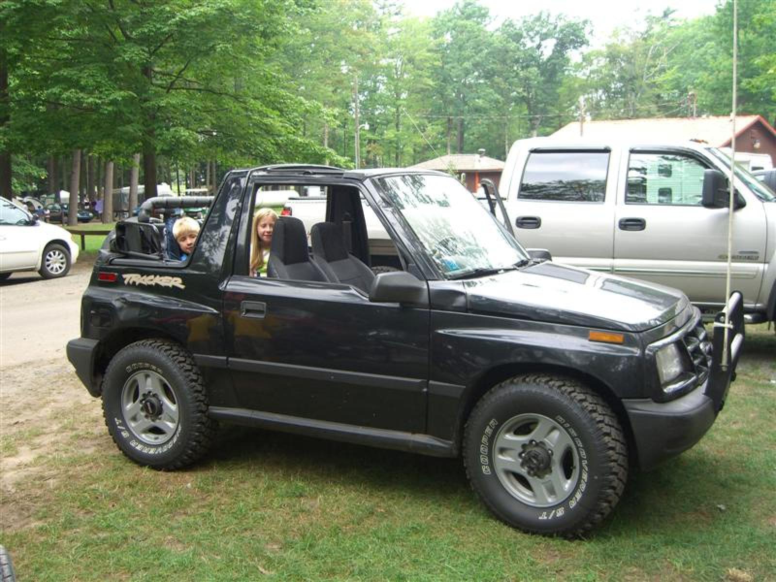 1990 Suzuki Sidekick - Information And Photos